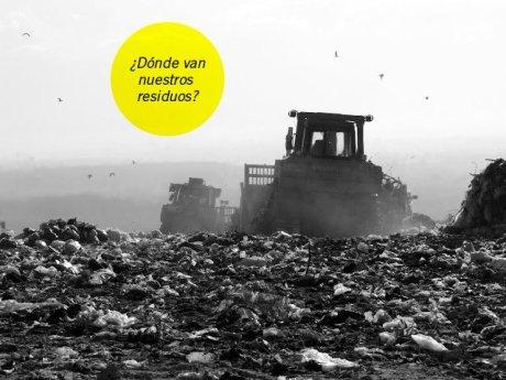 Adónde van nuestros residuos? Acá, al CEAMSE